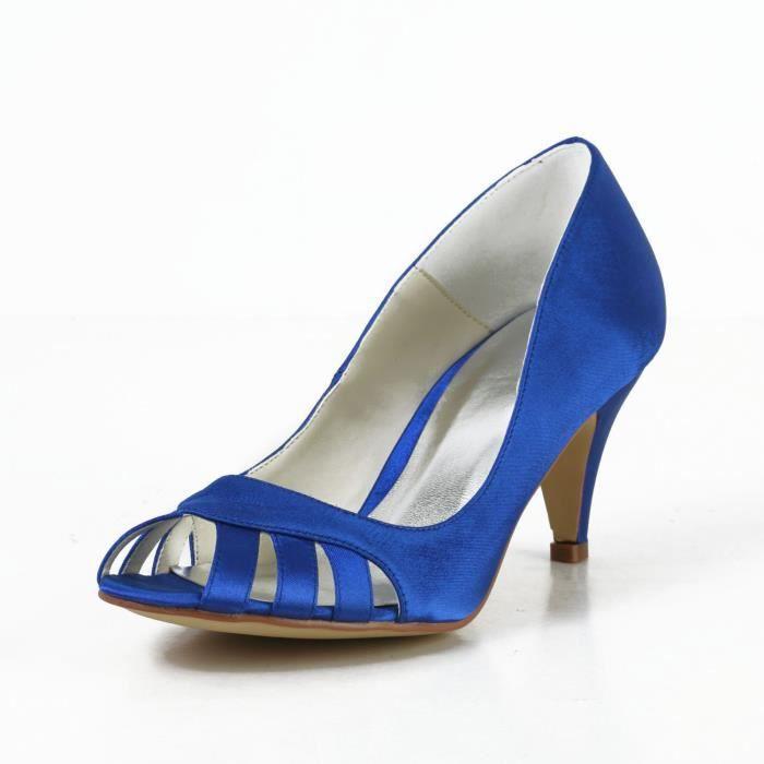 Jia Jia Wedding 594941 chaussures de mariée mariage Escarpins pour femme