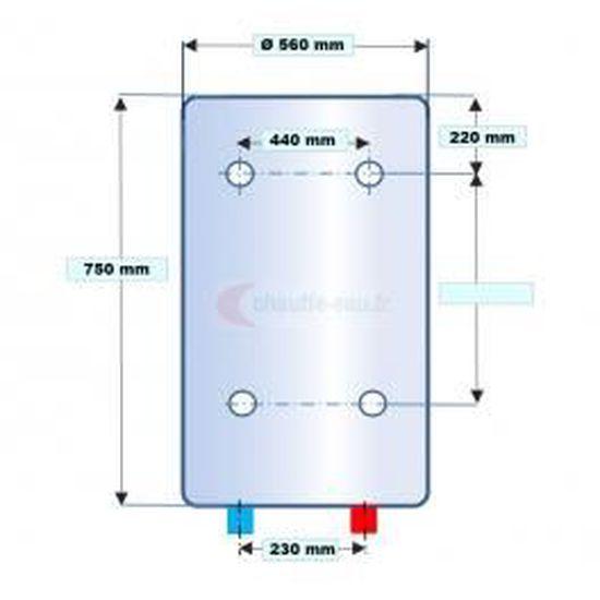 Chauffe Eau électrique Vertical 100 L Ariston Su2026   Achat / Vente Chauffe Eau  Chauffe Eau électrique Vertu2026   Cdiscount