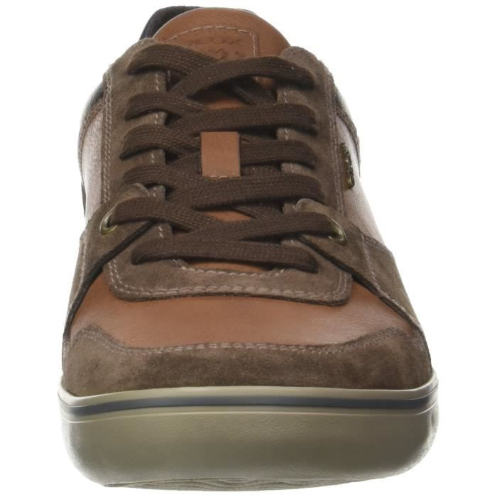Geox Encadré 27 Sneaker Mode CFE5I Taille-42