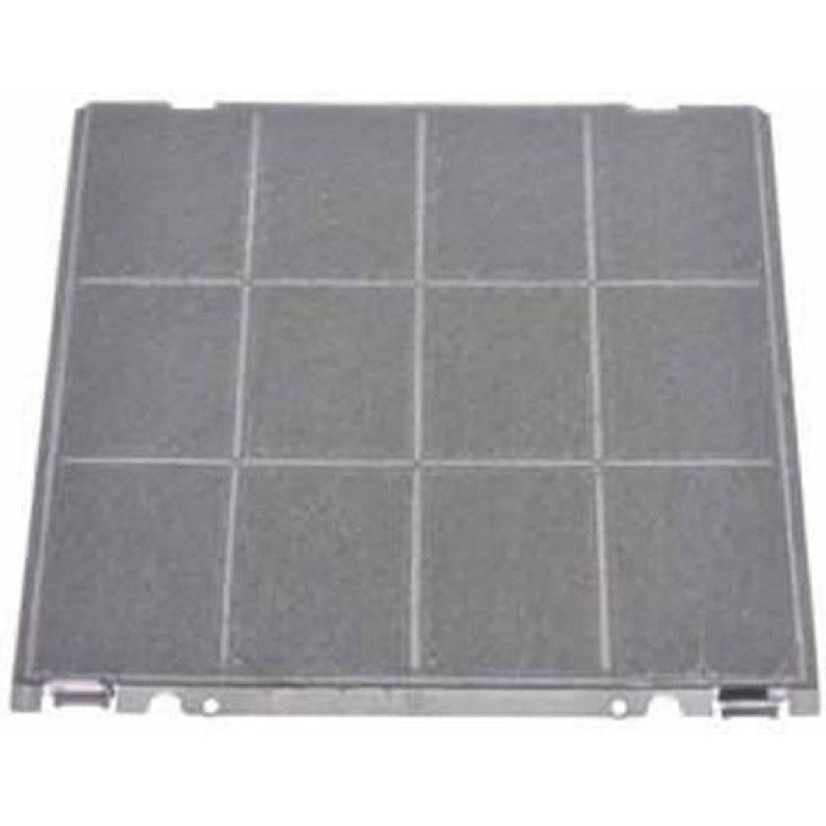 filtre charbon (a l'unite) pour hotte ariston hotpoint, indesit