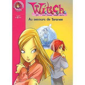 Livre 6-9 ANS Witch Tome 4