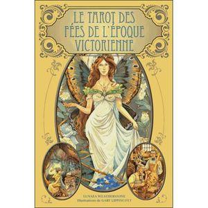 LIVRE PARANORMAL Coffret Le tarot des fées victoriennes