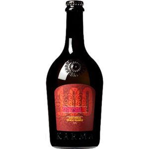 BIÈRE Craft Beer Karma Centesimale 75 cl - Paquet 6 Pièc