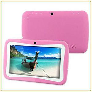 TABLETTE ENFANT Prabeo Tablette tactile enfant - Ecran 7 pouces -