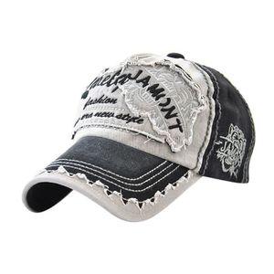 234d764dce CASQUETTE Lettre d'été brodé casquette pour hommes, femmes C