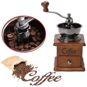 MEULEUSE Outil de meuleuse de grain de café Vintage Home De