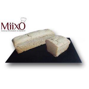 GOÛTER MINCEUR Miix préparation pour pain Gingembre sans farine d