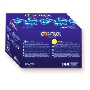 PRÉSERVATIF CONTROL Boites 144 Préservatifs adaptés