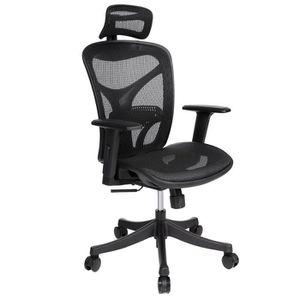 CHAISE DE BUREAU Chaise Bureau maille réglable ascenseur de ergonom