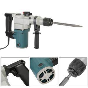 MARTEAU PIQUEUR LESHP® 1600W marteau piqueur électrique industriel