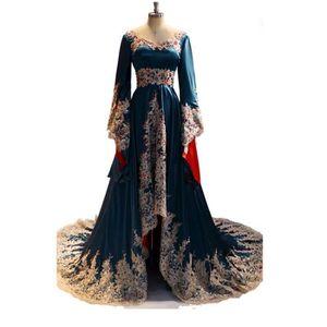 bec5825b84a ROBE DE CÉRÉMONIE Caftan-robe de soirée-bal de promo-cérémonie Dubai