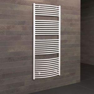 SÈCHE-SERVIETTE EAU Sèche-serviette eau chaude 60x153 cm, radiateur ve