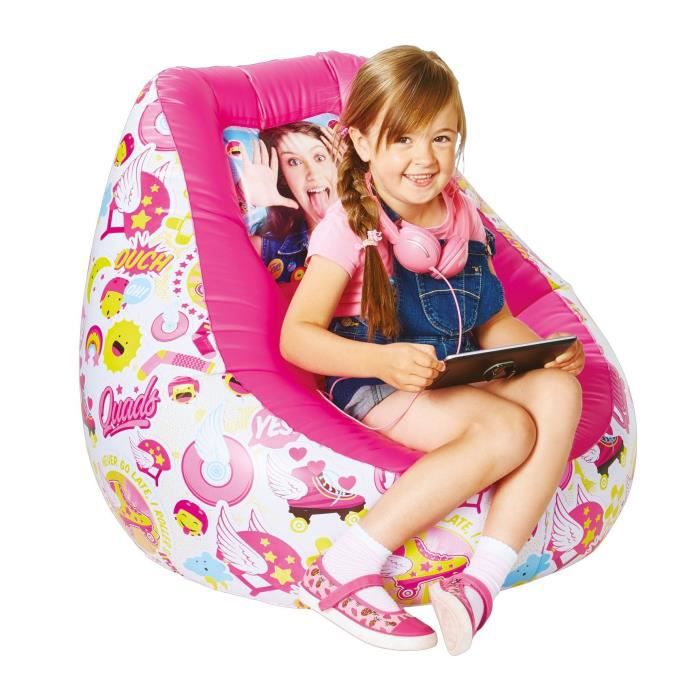 SOY LUNA Fauteuil Gonflable