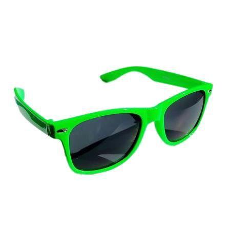 Lunette Style Wayfarer Verte Vert - Achat   Vente lunettes de soleil ... 5307b7673bec
