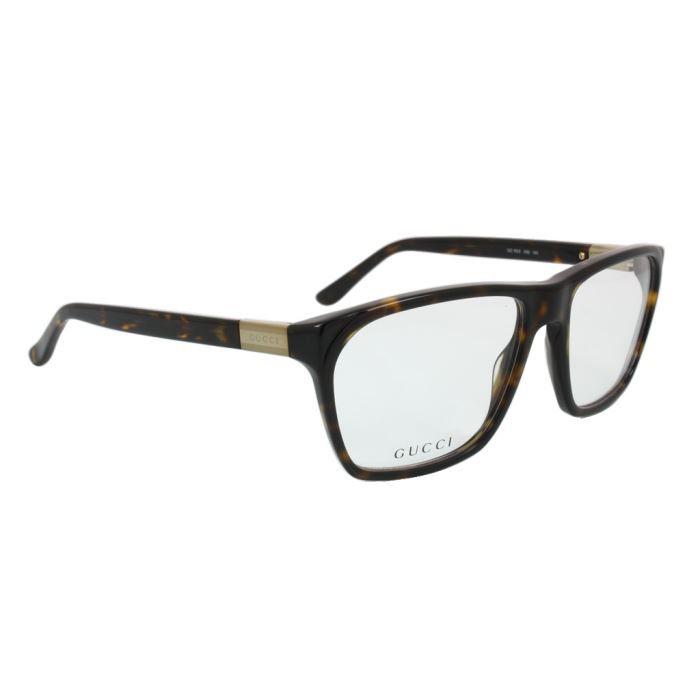 Lunettes de vue - Gucci GG 1005 - Ecaille - Achat   Vente lunettes ... b68b3e50fef6
