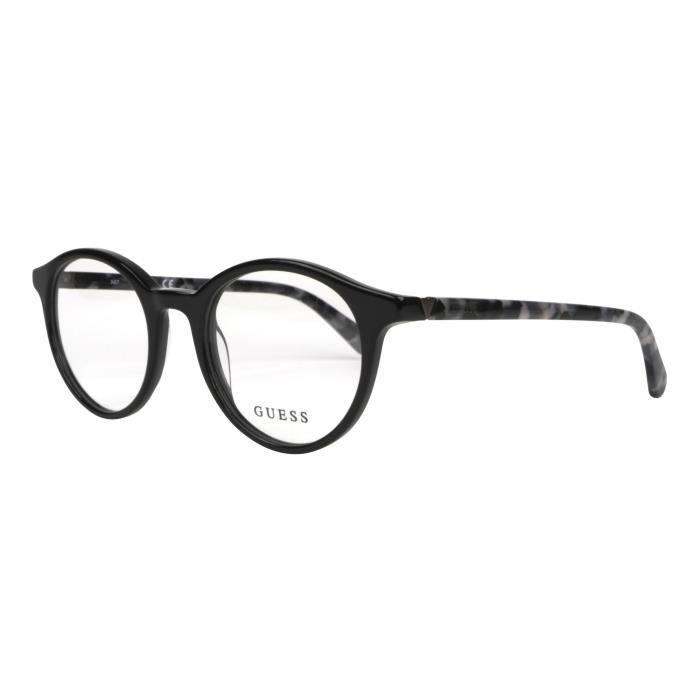 80ea56dceb50a5 Lunettes de vue Guess GU-1951-V -001 - Achat   Vente lunettes de vue ...
