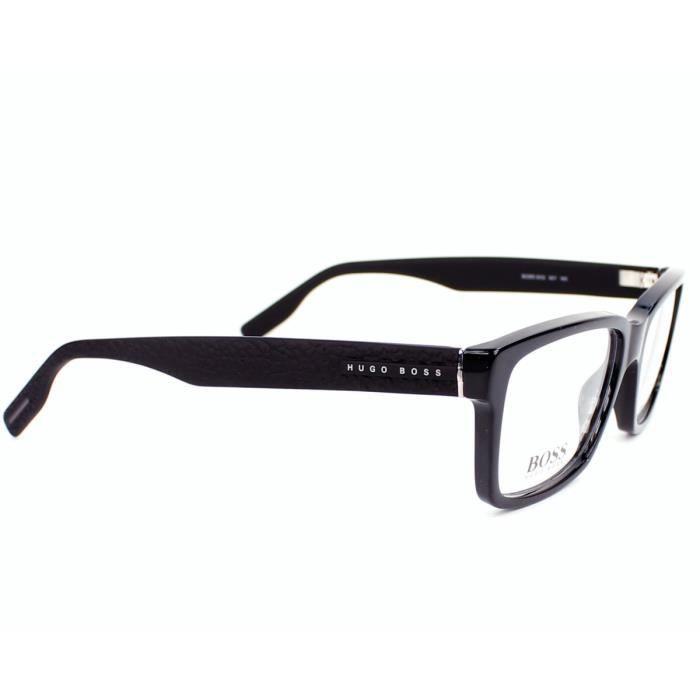 Lunettes de vue Hugo Boss BOSS 0512 -807 Noir Noir - Achat   Vente ... 378cc84bc60c