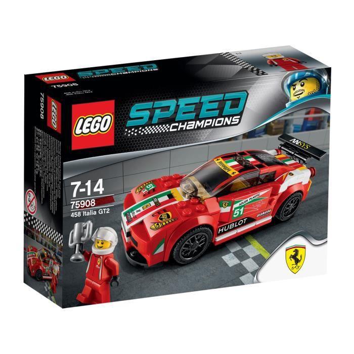 Lego 174 Speed Champions 75908 Ferrari 458 Achat Vente
