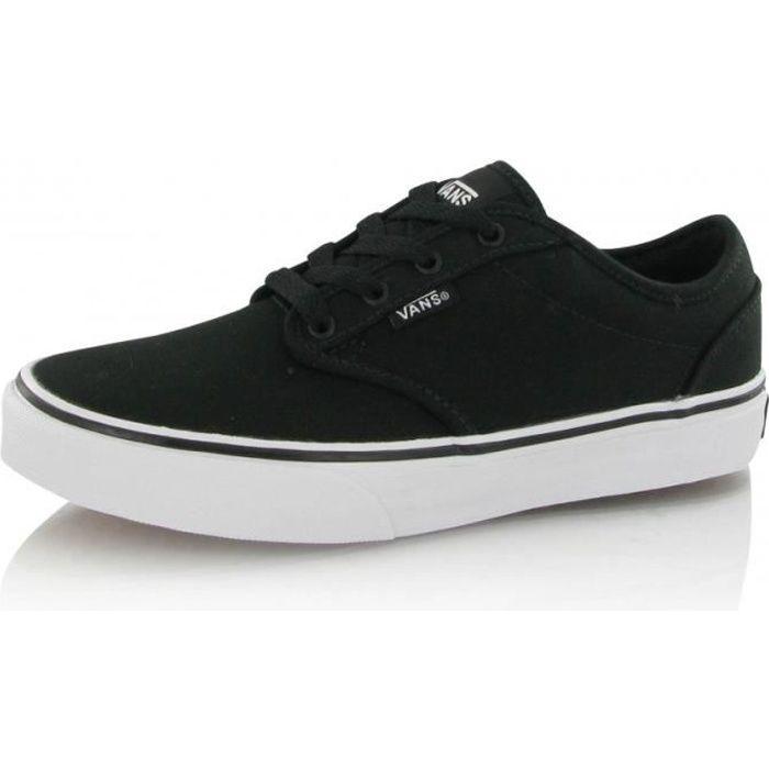 chaussure vans enfant noir