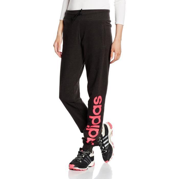 Noir Essentials Pour Pantalon Femme Tissé Gcn6j Adidas Droit zpMqGUSV