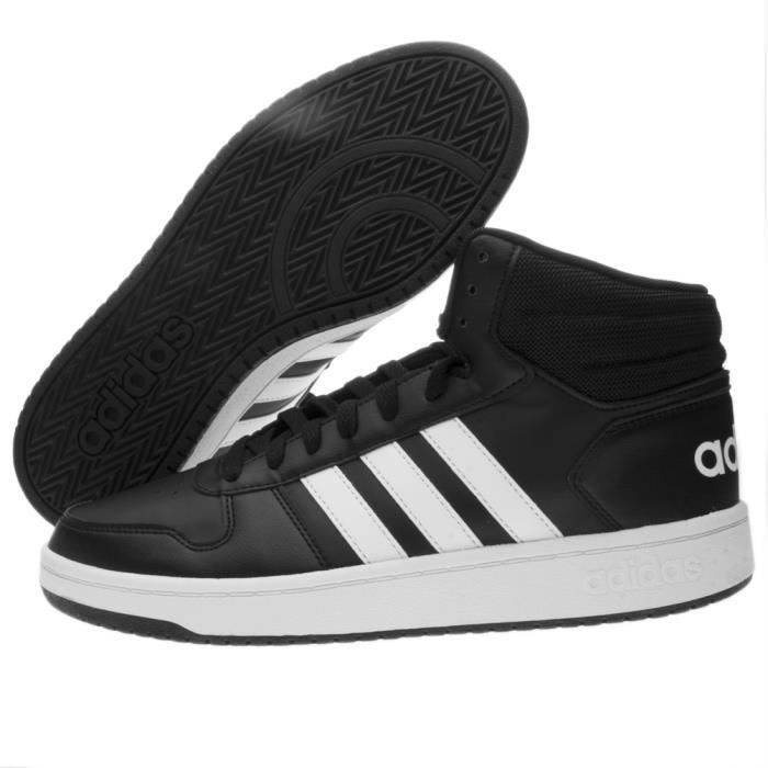 brand new 84b25 85a82 Basket Adidas Hoops 2.0 Mid BB7207