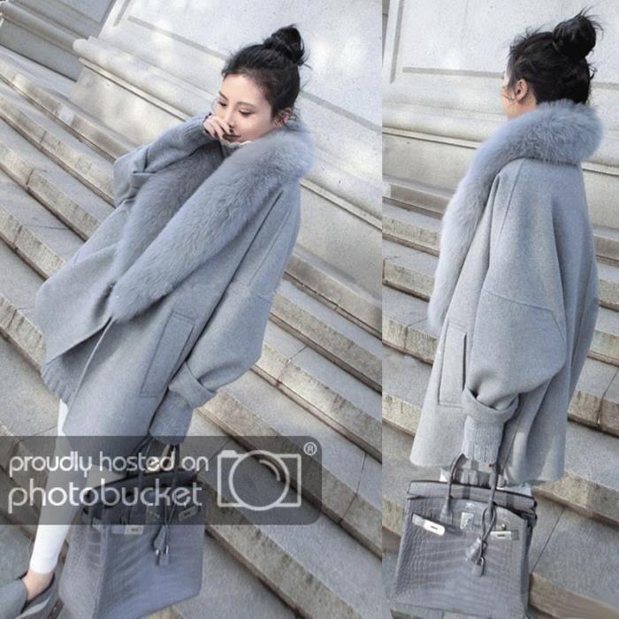 TbManteau FemmeGrislight Grey Clothes Melange36taille Vicamdon Vila Coat FabricantSmall CtsrQdhx