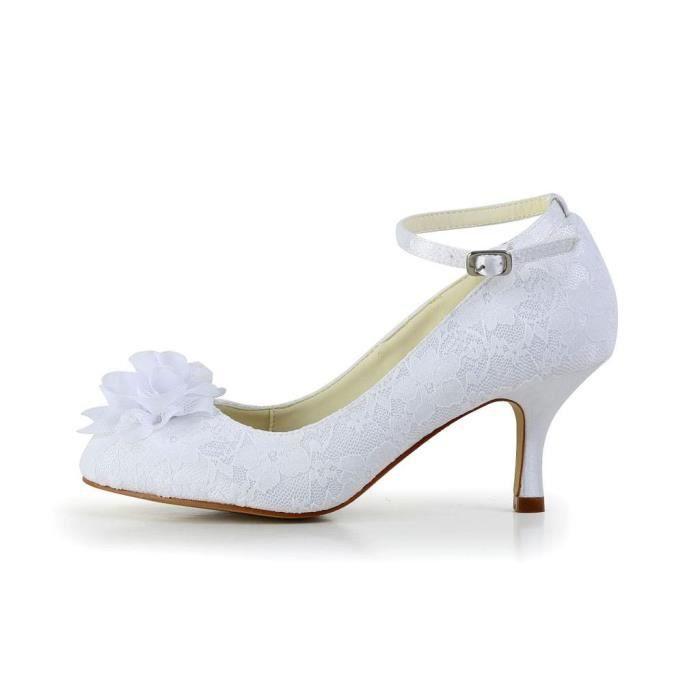 Jia Jia Wedding 586441A chaussures de mariée mariage Escarpins pour femme