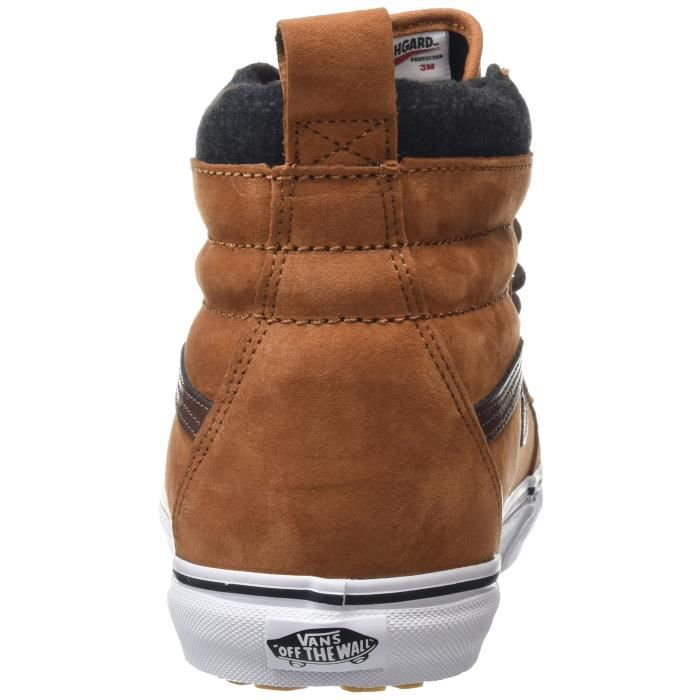 Vans Chaussure de patin de toile sk8-hi de femme mte SATLX