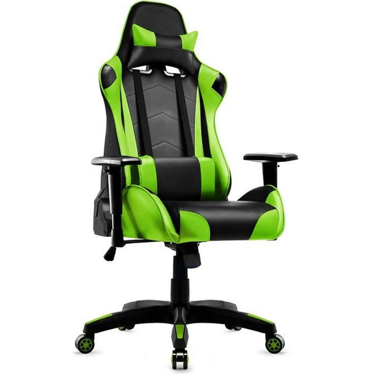 Achat Cher Fauteuil Gamer Vente Vert Pas Y76Ibygvf