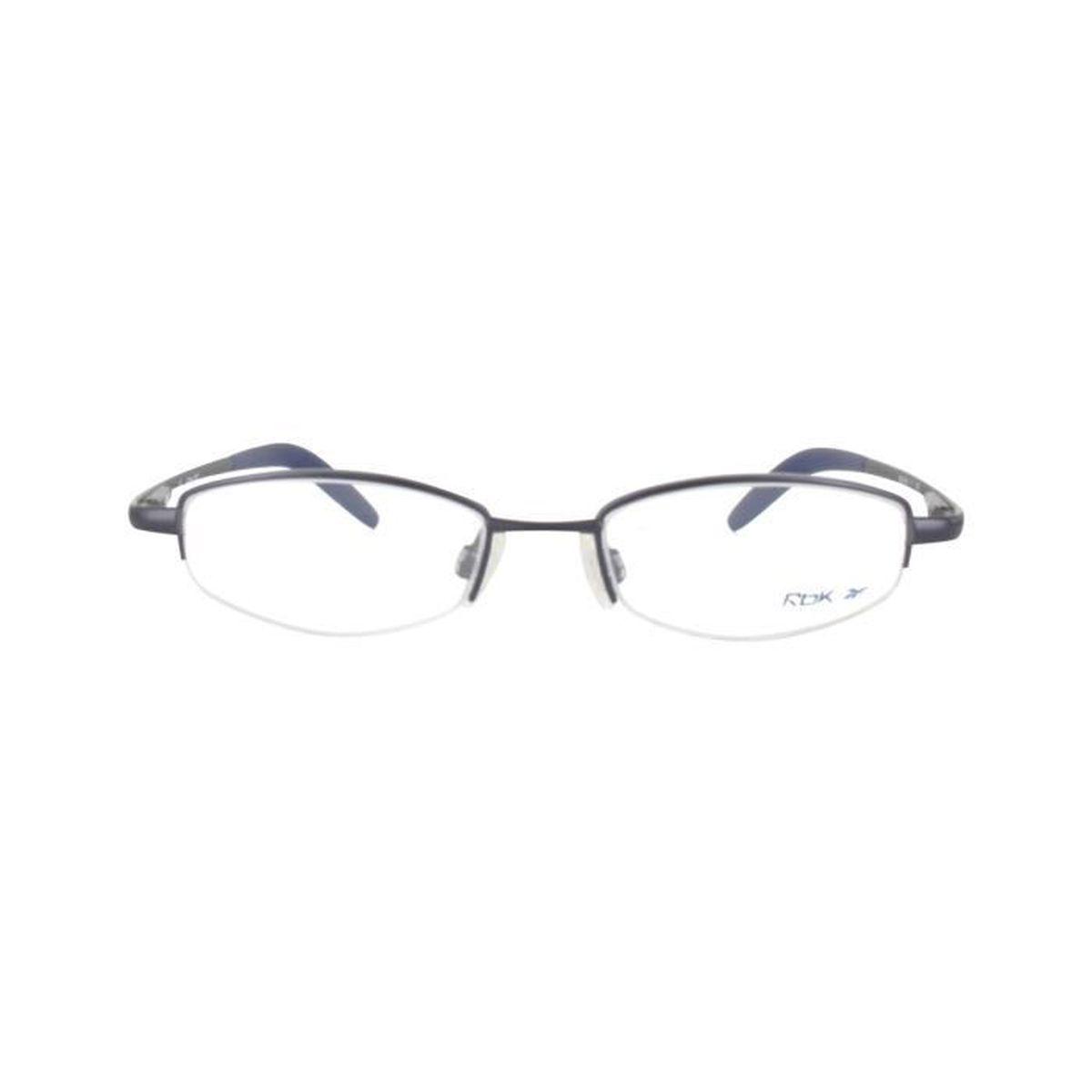 reebok lunettes femme gris