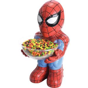 SPIDERMAN Halloween Pot ? Bonbons 50 cms