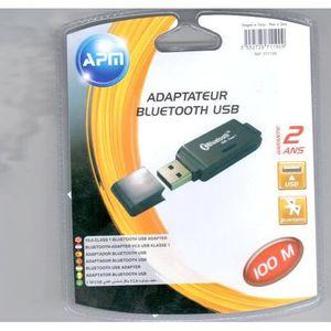 ADAPTATEUR BLUETOOTH APM Adaptateur Bluetooth USB 100m