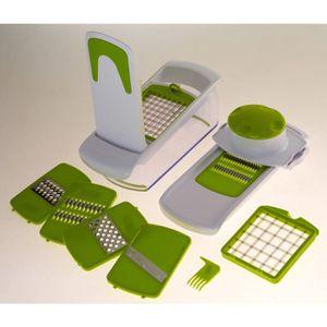 boite coupe legumes achat vente boite coupe legumes pas cher soldes d s le 10 janvier. Black Bedroom Furniture Sets. Home Design Ideas