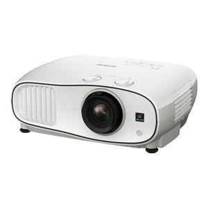 Vidéoprojecteur Epson EH-TW6700W - Projecteur 3LCD - 3D - 3000 lum