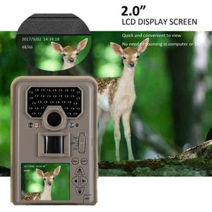 PACK CAMERA SPORT Caméra De Chasse 1080P HD Game Trail Chasse Appare