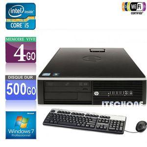 UNITÉ CENTRALE  HP 6200 PRO Intel Core i5 2500 @ 3.3 GHz Ram 4 Go