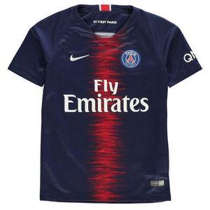 buy online efc9e f12a3 MAILLOT DE FOOTBALL Maillot Enfant Nike PSG Paris Saint Germain Domici