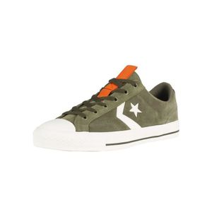 size 40 b7438 2fe06 Converse Homme Baskets Star Player OX Suede, Vert