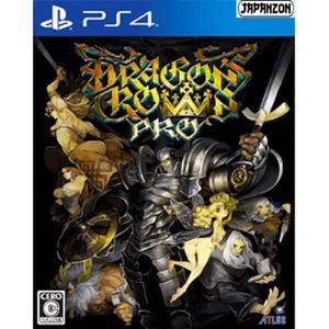 JEU PS4 Atlus Dragon's Crown Pro SONY PS4 PLAYSTATION 4 IM