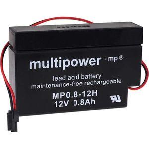 BATTERIE VÉHICULE Batterie plomb-acide Powery (multipower) pour vole