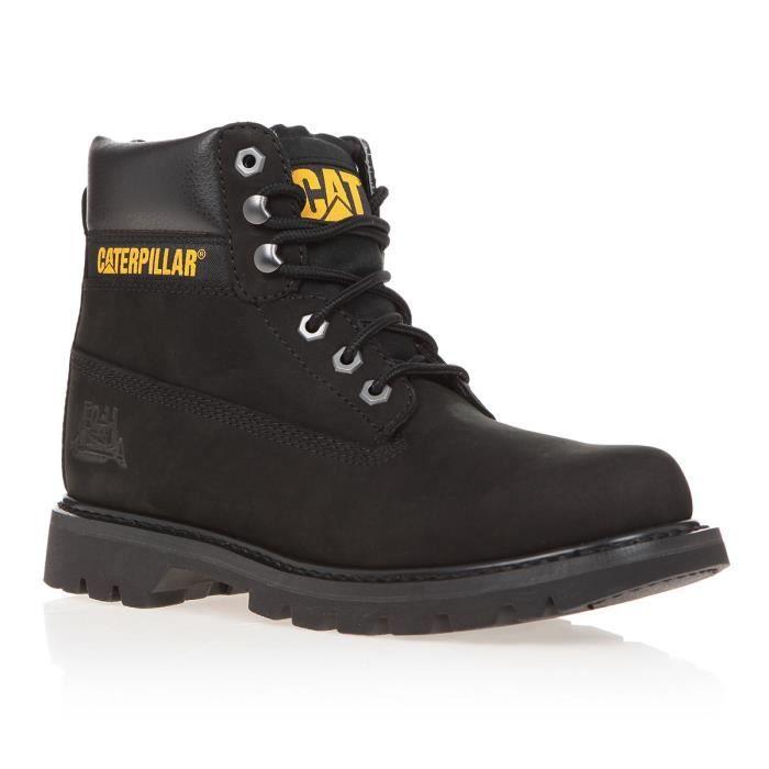 CATERPILLAR Bottines Colorado Chaussures Homme Noir