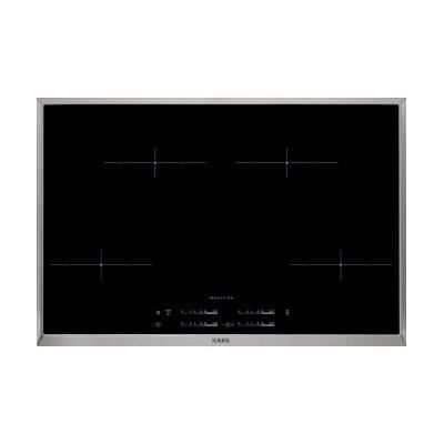 table de cuisson induction aeg hk854401xb achat vente plaque induction cdiscount. Black Bedroom Furniture Sets. Home Design Ideas