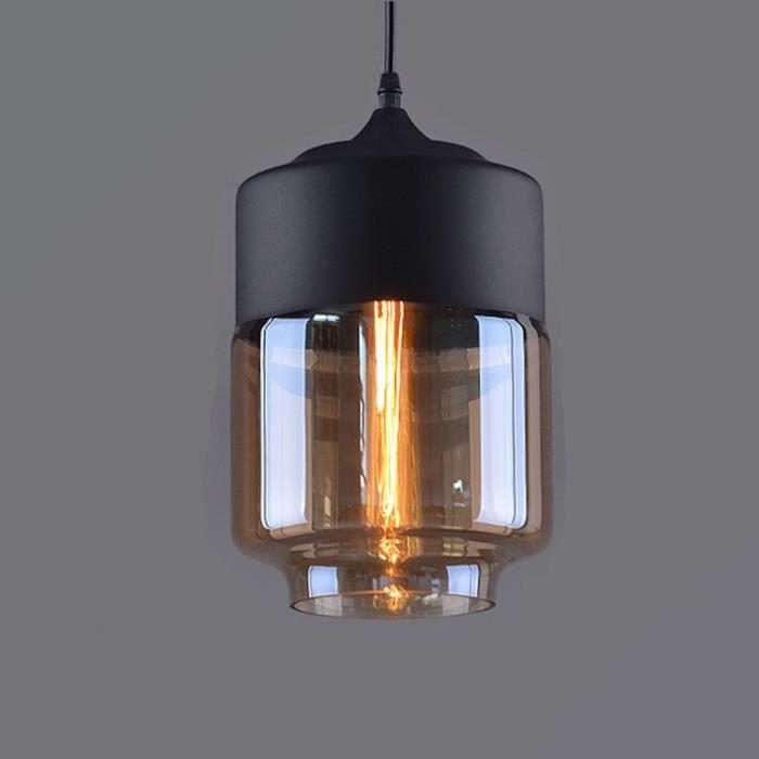 suspension cylindre 18 30cm retro contemporain 110 5 Incroyable Suspension Contemporaine Hzt6
