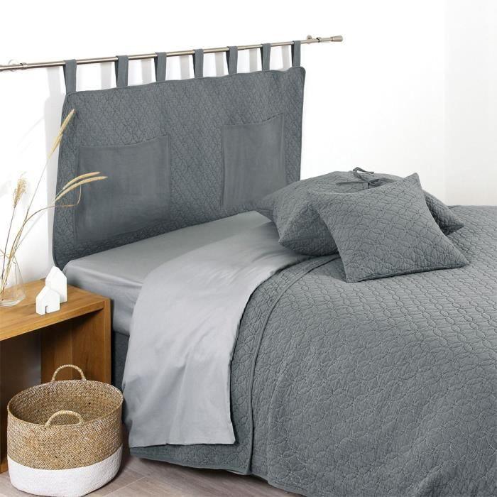 couvre lit polyester achat vente pas cher. Black Bedroom Furniture Sets. Home Design Ideas