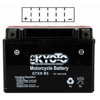 batterie moto 9bs