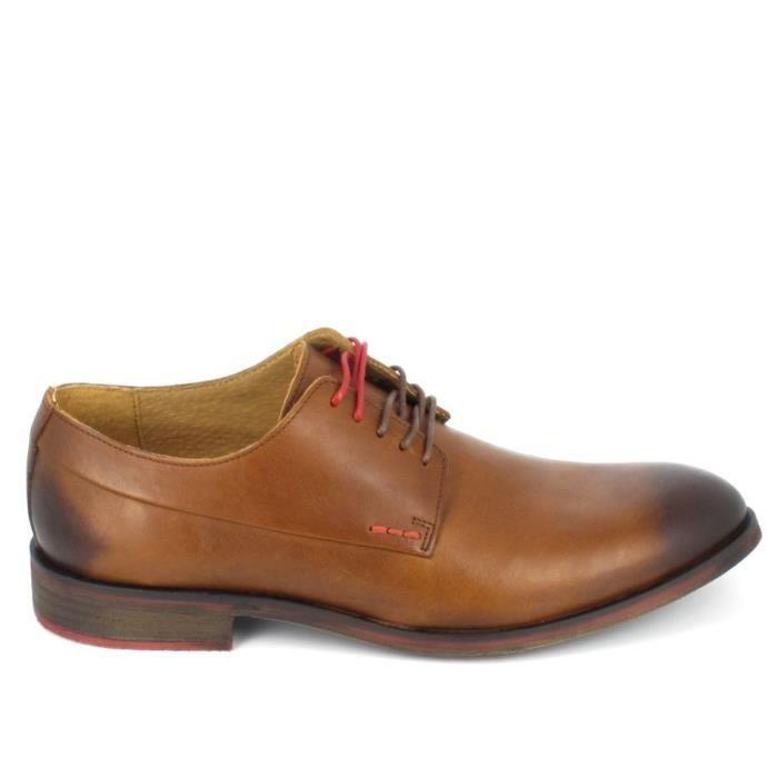 Chaussure de ville KICKERS Darkos Beige