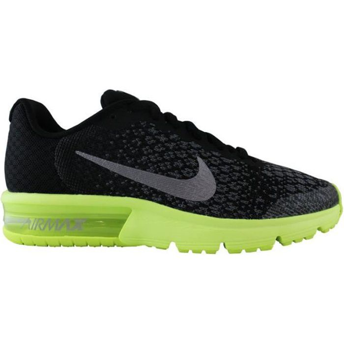 best sneakers ed396 dbdd1 Basket Nike air max sequent 2 (gs) 869993 008