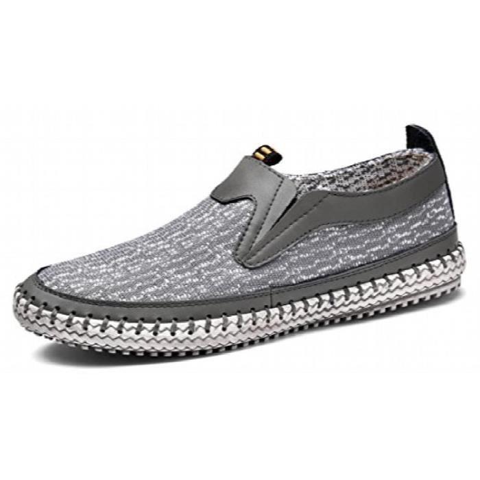 Poseidon Slip-on Mocassins d'eau Casual Chaussures de marche FDJ1H Taille-40 1-2
