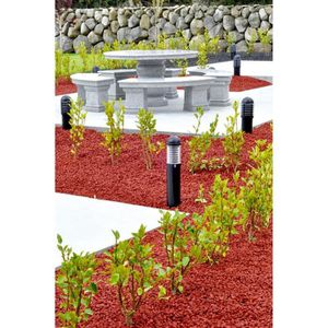 Gravier rouge achat vente gravier rouge pas cher for Achat gravier jardin