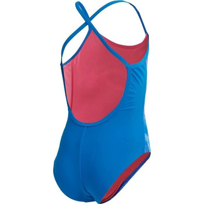 ATHLITECH Maillot de bain de piscine Tea - 1 pièce - Femme - Turquoise